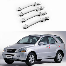 Chrome Door Handle Catch Molding Trim Cover for 03-06  Sorento