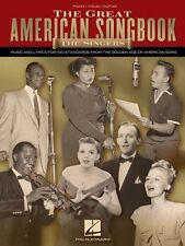 The Great American Songbook The Singers Sheet Music and Lyrics for 100 000311433