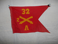 flag292 1960's US Army Guide On Artillery 32 Regiment 2nd group A Battery