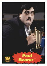 2012 Topps Heritage WWE #97 Paul Bearer