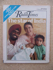 Radio Times/1974/Bishen Bedi/Alistair Cooke/Charles St George/Vincent O'Brien/