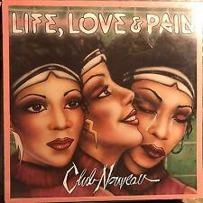 CLUB NOUVEAU • Life, Love & Pain • VINILE LP • NUOVO SIGILLATO