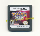 Nintendo Pokemon Pearl Version Game Card for NDS DSI