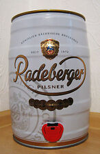 RADEBERGER PILSNER - NEW EDITION 2015 (LEER / EMPTY) BIERDOSE / BEERCAN / GALLON