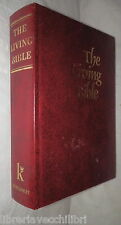 THE LIVING BIBLE Kingsway Publications 1981 Bibbia Biblica Sacre Scritture di e