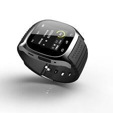 Bluetooth Smart Wrist Watch Bracelet For Android Samsung Galaxy Note 3 4 S5 HTC
