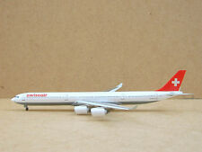 Swissair A340-600 (HB-JMA), 1:400 Dragon Wings, 55383! Superselten!