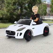 Aosom Jaguar 12V  Kids Electric Ride On Car Toy W/Remote Control Lights MP3