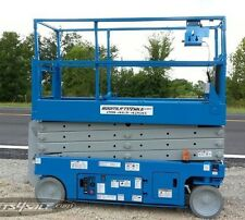 REFURBISHED GENIE GS-2632 -26' SCISSOR LIFT BOOM MANLIFT AERIAL IN STOCK!!!