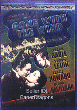 GONE WITH THE WIND - Chromium Chase Card C4 - It's A Hit!