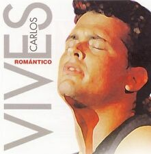 Romantico by Carlos Vives (CD, Ships Fast Brand New !