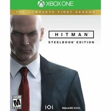 Hitman: The Complete First Season Steelbook Edition (Xbox One, 2017) Brand New