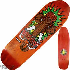 "IMPIANTO DI STRADA ""MAMMUT"" Skateboard Deck 9.5"" x 32.5"" Mike Vallely firmato New Deal"