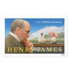 USPS New Henry James pane of 20