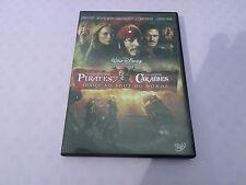 """DVD Walt Disney """"Pirates des caraibes"""" Jusqu au bout du monde"""
