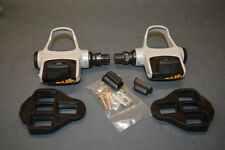 Nos Vintage Miche Brevettato spd road racing pedals set grey Made in Italy