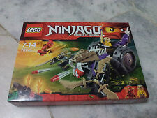 Lego NinjaGo Anacondrai Crusher 70745 New MISB