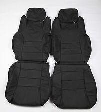 Custom Made  Toyota 1987-1992 Supra  JZA70 Real Leather Seat Covers More Covers