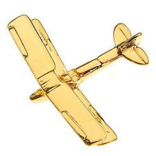 Tiger Moth Tie Pin - Tiepin Badge-NEW