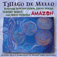 THIAGO DE MELLO - AMAZON  CD NEU