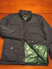 Men's Tommy Hilfiger Down Filled Quilted Coat Jacket Size XL