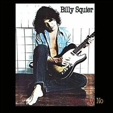 BILLY SQUIER CD DON'T SAY NO BRAND NEW SEALED