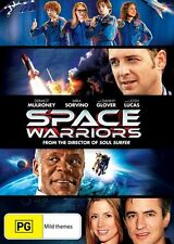 Space Warriors (DVD, 2014) R4 BRAND NEW SEALED - FREE POST!