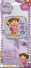 "Dora the Exporer 18"" Mylar Foil Balloon Birthday Party Supply NEW"