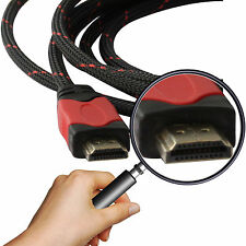 PREMIUM HDMI CABLE 6FT For BLURAY 3D DVD PS3 HDTV XBOX LCD HD TV 1080P CA