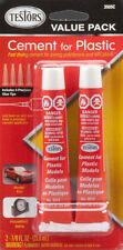 Testors 3509 plastic model cement value pack with tips new