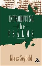 Introducing the Psalms by Seybold, Klaus