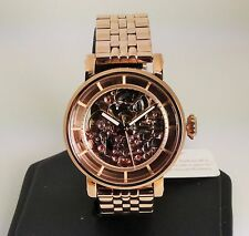 Fossil Original Boyfriend Rose Gold Skeleton ME3065 Ladies Watch FREE Delivery