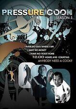 Pressure Cook - Season 1 DVD No Idea Where I Am No Money No Ticket 72 hrs Cook