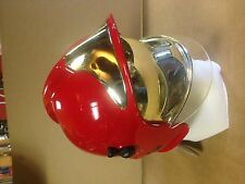 CGF/MSA GALLET F1 FIRE/RESCUE HELMET -   RED COLOR
