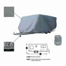 Travel Camper Trailer RV Motorhome Cover Fits 29' 30'L