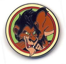 SCAR Lion KING  VILLAINS GOOD VS EVIL DISNEY Mystery PIN