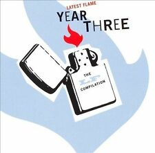 VARIOUS ARTISTS - LATEST FLAME: YEAR 3 - CD, 2005