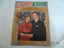 POINT DE VUE N°1749 05/02/1982 LUXEMBOURG MARIE ASTRID CHRISTIAN mariage I34