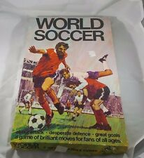 Very Rare World Soccer a Game of Brilliant Moves by Seven Towns Ltd Board Game