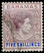 Sg156e, 5s red-purple & deep bright blue, FINE used. Cat £24.