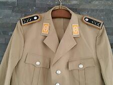 Esercito tedesco giacca uniforme Luftwaffe Tag. XL BW uniform costume pilota BW srotolati Cachi