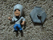 ASSASSIN'S CREED MINIS DESMOND MILES BRAND NEW W/ STAND HARD TO FIND