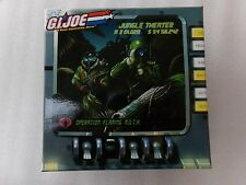 GI Joe 2006 Club Exclusive Jungle Theater FRAG-VIPER OPERATION FLAMING M.O.T.H.