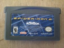 Spider-Man 2  (Nintendo Game Boy Advance, 2004)