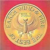 Earth, Wind & Fire - Best of , Vol. 1 (CD) NEW AND SEALED