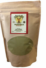 Moringa Leaf Powder 8oz. Pure Raw. REVEALED BRAND (As seen on ABC's The View)