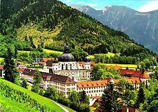 Benedictiner Abtei Ettal ,Ansichtskarte, gelaufen