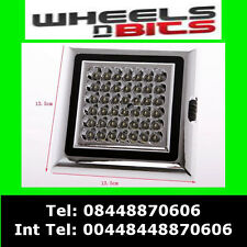 42 led Intorior Light for Renault Nissan and Vauxhall Panel Van's 12 Volts White