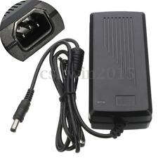 AC/DC 12V 5A 60W Switching LED Power Supply Adapter Charger Light CCTV Monitor