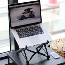 Adjustable Fold Portable Laptop Notebook Ergonomic Desk Table Stand Holder NEW